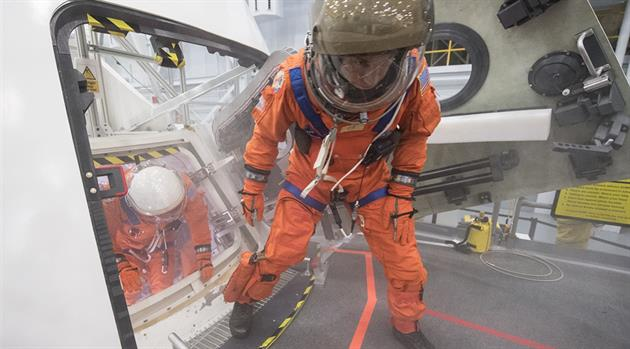 NASA tests ensure astronaut, ground crew safety before Orion launches