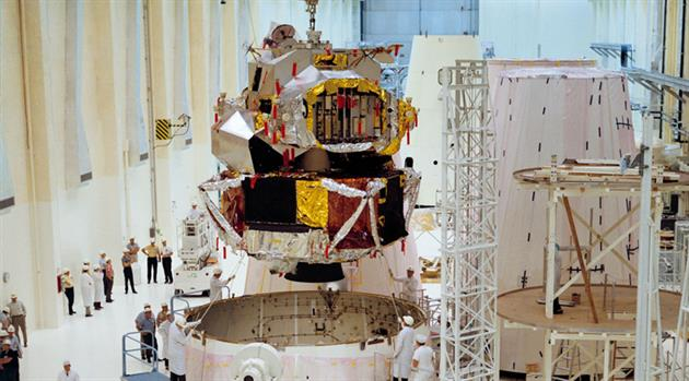Trusty Apollo Lunar Module led the way for Moon landings