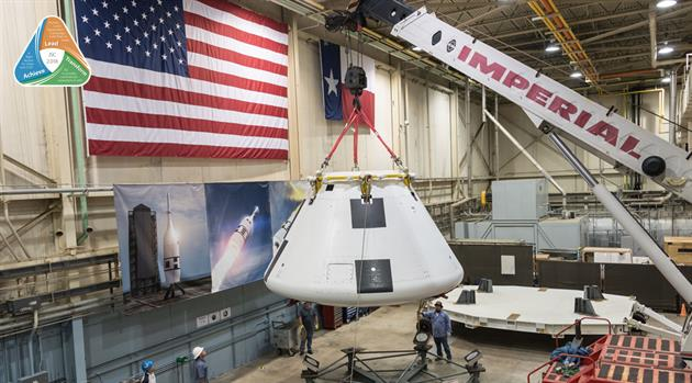 Johnson team readying Orion for abort flight test