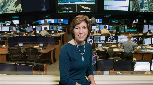 Johnson Director Ellen Ochoa elected to Vice Chair of National Science Board