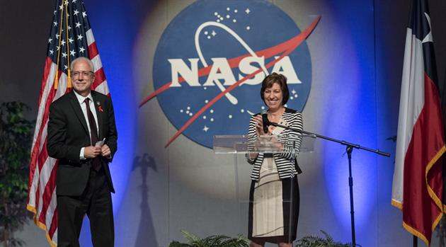 Mark Geyer selected as Johnson Space Center director