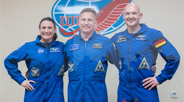 Worth Watching: NASA TV to air launch of new crew