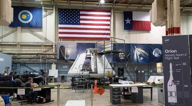 C2M: Last chance to see AA-2 crew module