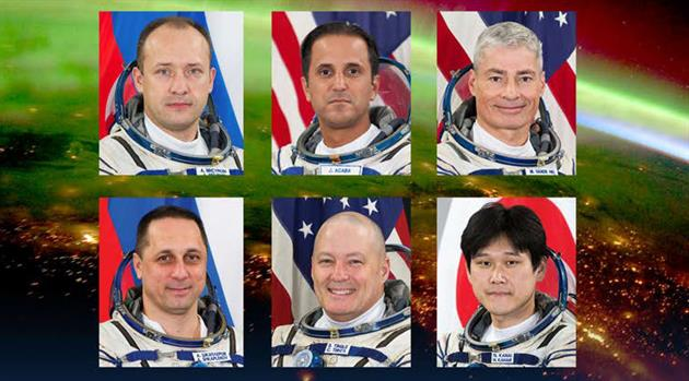 Attend the Expedition 54/55 Crew Debrief - Aug. 7