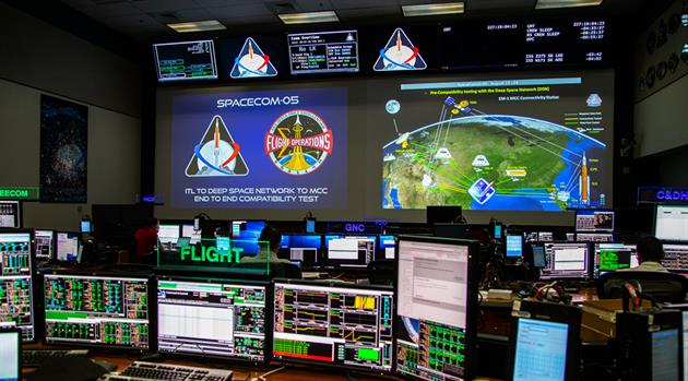 Testing verifies communications for Orion missions beyond the Moon