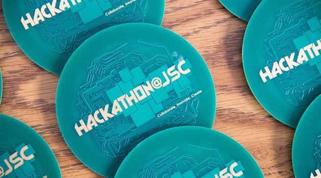 Happening this week: JSC's Hack-a-thon