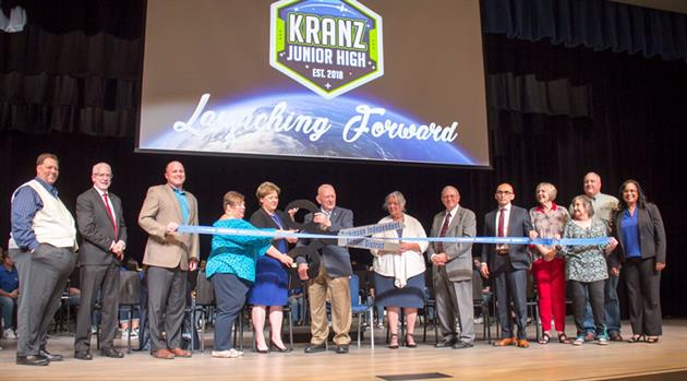 Kranz Junior High is 'go for launch'