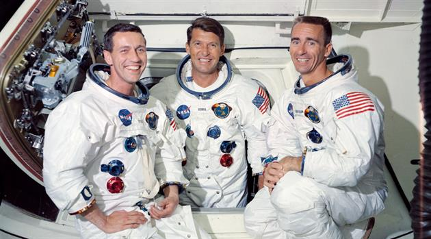 Fifty years ago, NASA launched Apollo 7