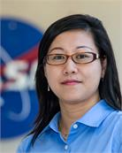 How does Joreen Lee benefit Johnson Space Center? Let us count the ways