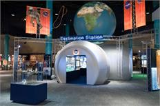 Destination station tells the story of the International Space Station