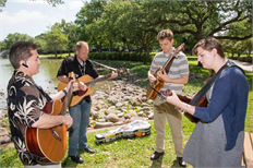 Music on the Mall celebrates Earth Day