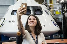 NASA Social participants get an inside look at space station science