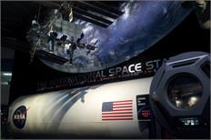 Destination Station brings the wonders of space station home