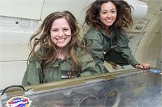 Undergraduate students test bone and muscle experiments aboard reduced-gravity flights