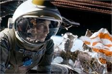 Space Station Work Serves As Film's Dramatic Backdrop
