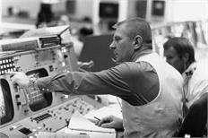 Gene Kranz is recognized by the US Air Force