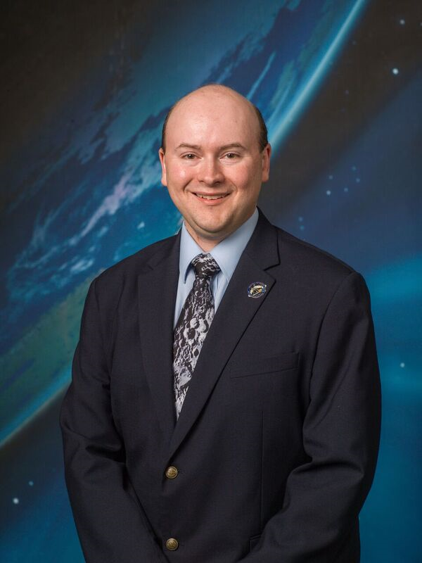 Samuel Lawrence, Ph.D, fulfilled a lifelong dream when he became a planetary scientist at JSC. Image Credit: NASA/Robert Markowitz