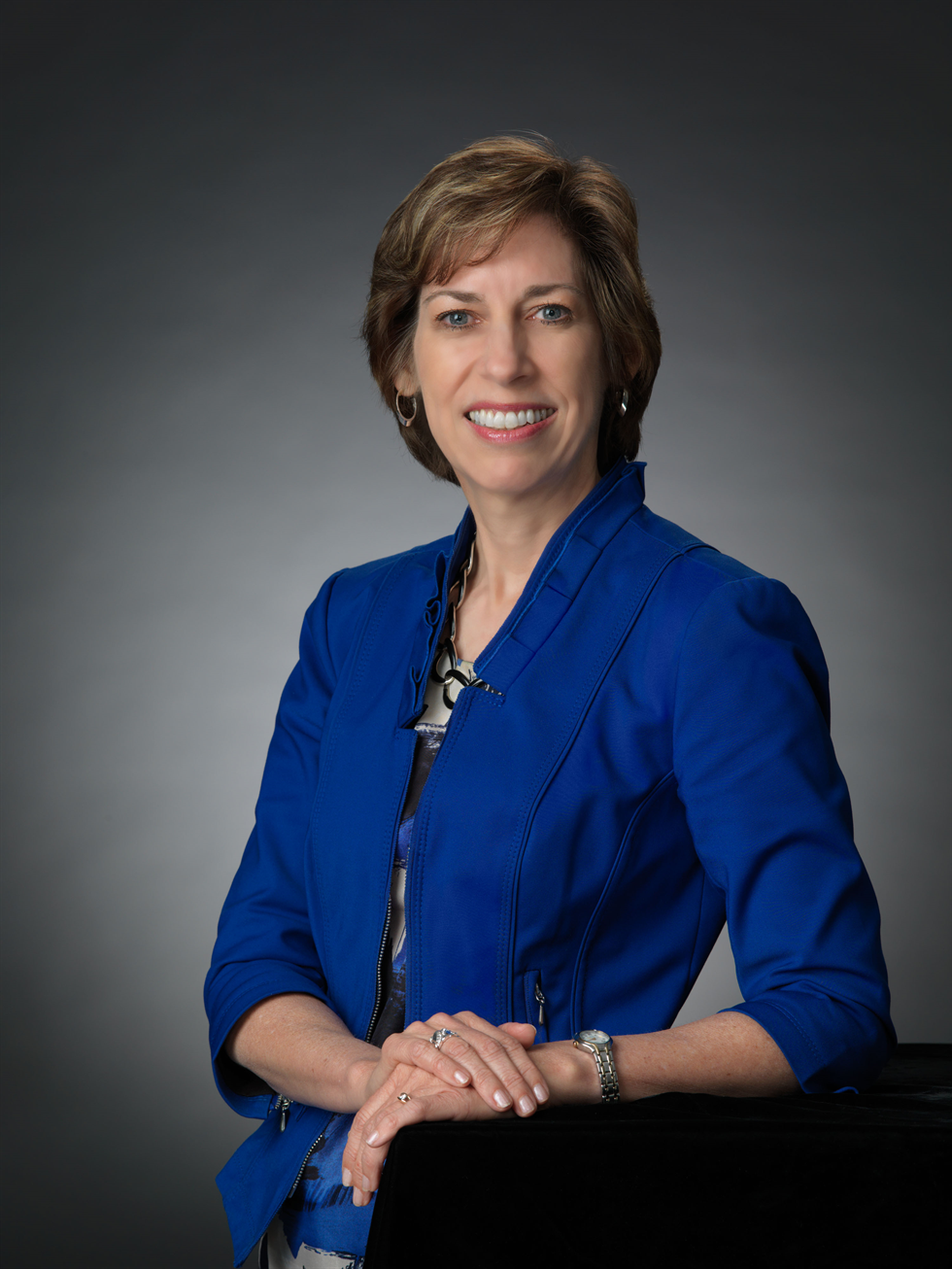 Director of NASA's Johnson Space Center, Dr. Ellen Ochoa. Image Credit: NASA