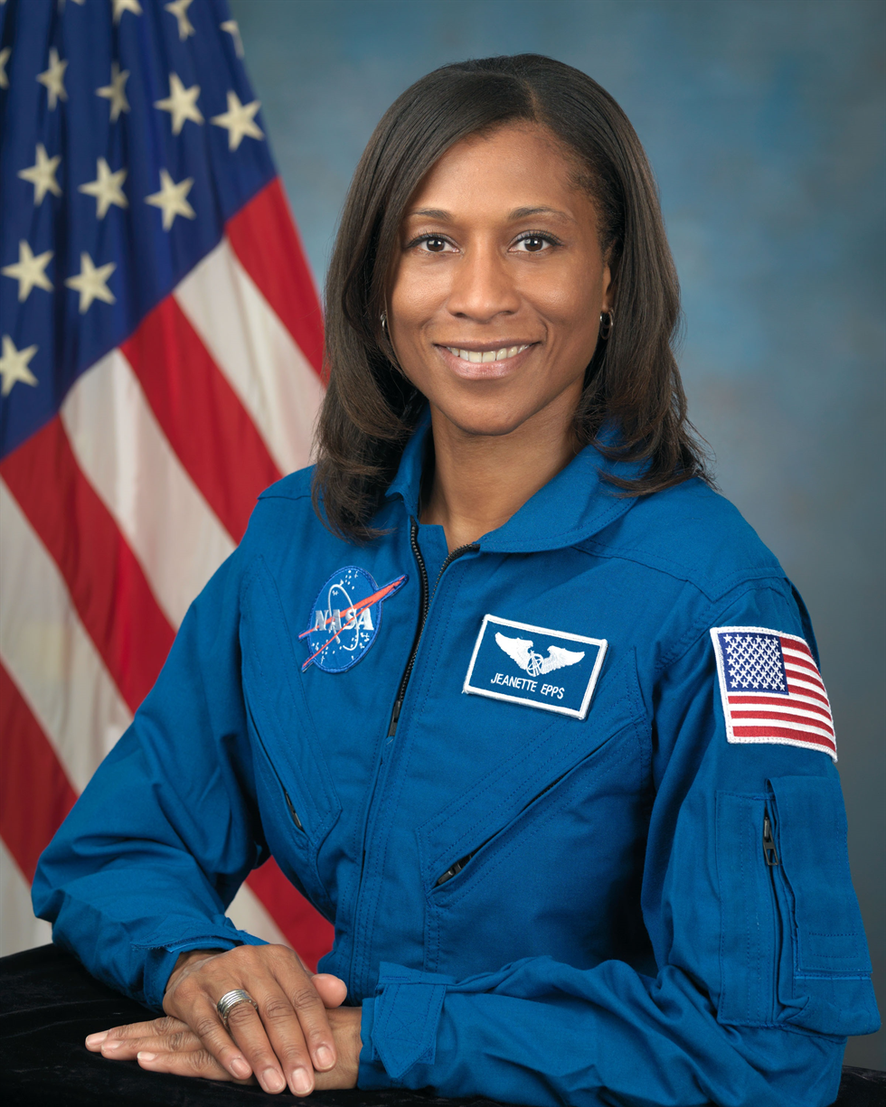 Astronaut Dr. Jeanette Epps. Image Credit: NASA