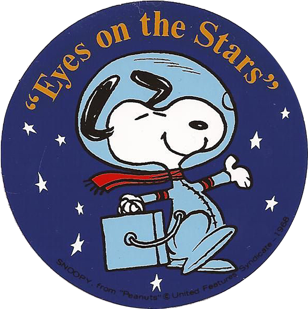 JSC Features - NASA and Peanuts: Collaborating again, but this time for deep space - https ...
