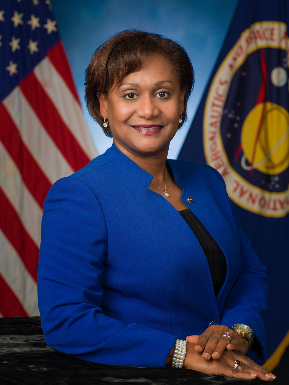 Vanessa Wyche has been named the next deputy director of NASA's Johnson Space Center, effective immediately. Image Credit: NASA