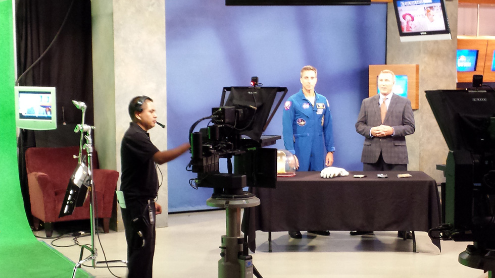 Jsc Features Destination Station Tells The Story Of The