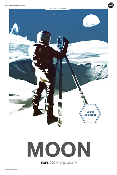 Like what you see? Download new NASA Gateway, Moon and Mars posters at nasa.gov/moon2mars.