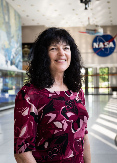 CAHC Carol Harvey, who is also chief of the Accounting Services Office. Image Credit: NASA/Allison Bills