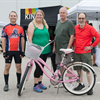 Bike to Work Day at JSC. Image Credit: NASA/Lauren Harnett