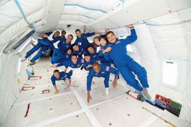 interactive learning space and astronauts - photo #3