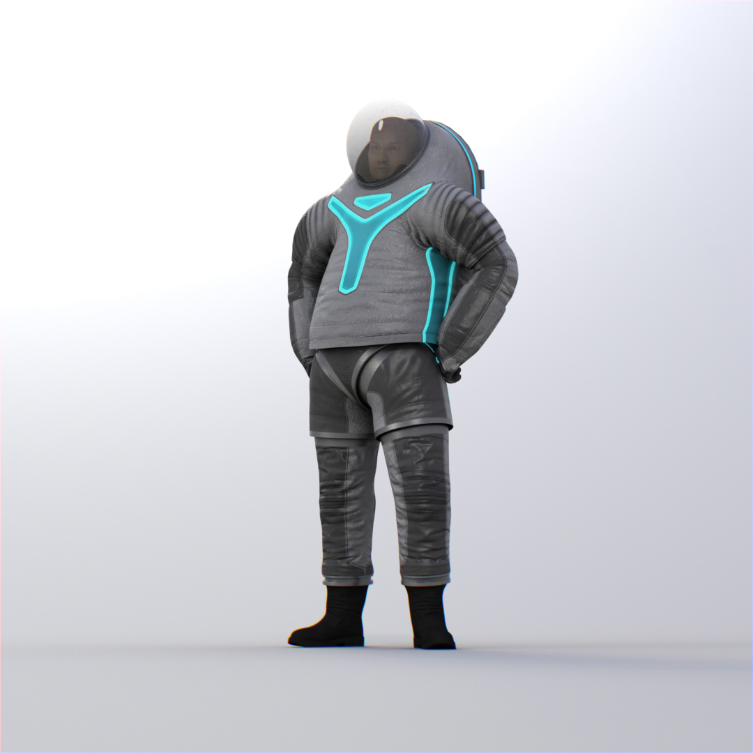 Z-2 Spacesuit Design Vote