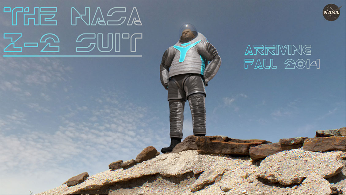 The NASA Z-2 Suit
